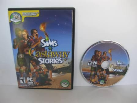 The Sims: Castaway Stories (Boxed - no manual) - PC Game