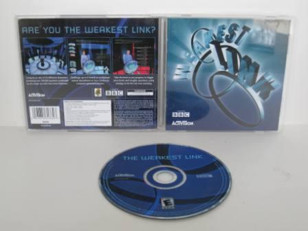The Weakest Link (CIB) - PC Game