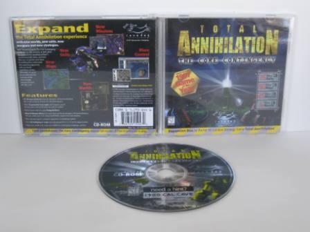 Total Annihilation: The Core Contingency Expansion CIB - PC Game
