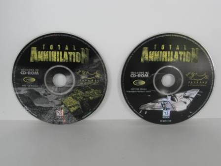 Total Annihilation (2 Disc) (Real-Time Strategy) - PC Game