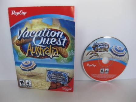 Vacation Quest - Australia (CIB) - PC Game