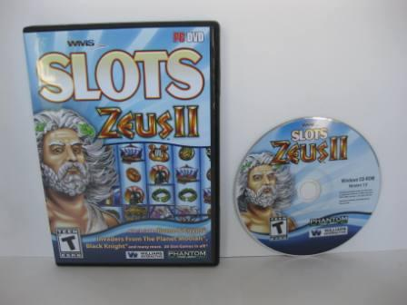 WMS Slots: Zeus II (CIB) - PC Game