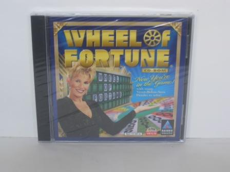 Wheel Of Fortune (SEALED) - PC Game