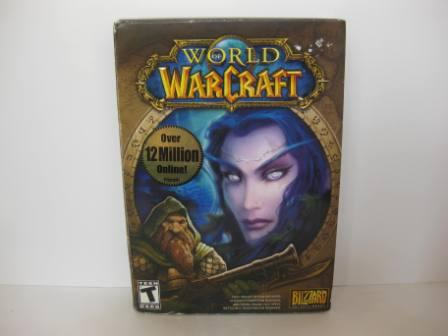 World of WarCraft (SEALED) - PC/Mac Game