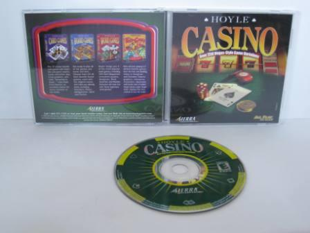 Hoyle Casino - 350 Game Variations (CIB) - PC/Mac Game