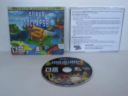 Super Collapse! 3 (CIB) - PC/Mac Game