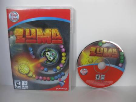 Zuma (CIB) - PC/Mac Game