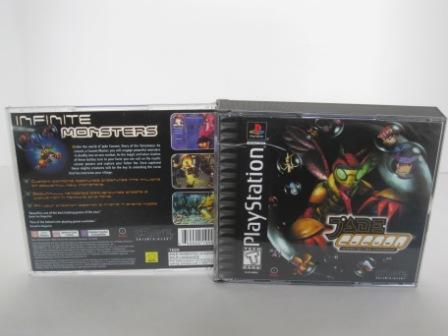 Jade Cocoon (CASE & MANUAL ONLY) - PS1
