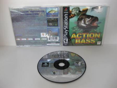 Action Bass - PS1 Game