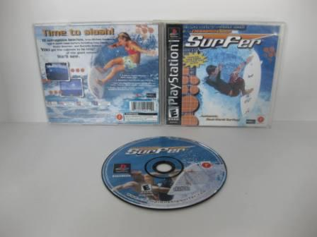 Championship Surfer - PS1 Game