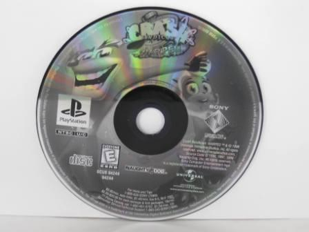 Crash Bandicoot 3: WARPED (DISC ONLY) - PS1 Game