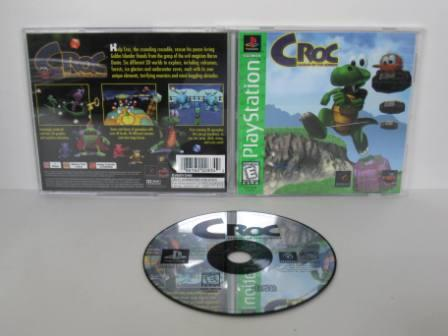 Croc: Legend of the Gobbos - PS1 Game