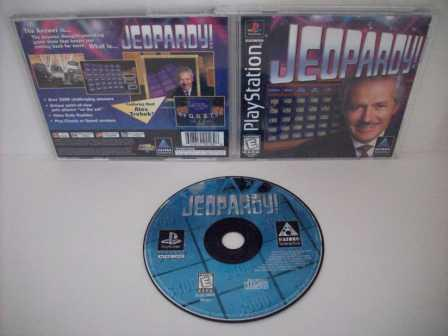 Jeopardy! - PS1 Game