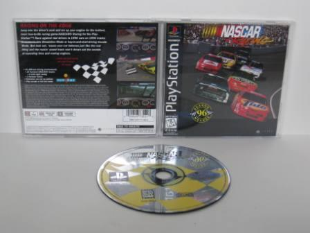 NASCAR Racing - PS1 Game