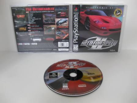 Need for Speed 2 - PS1 Game