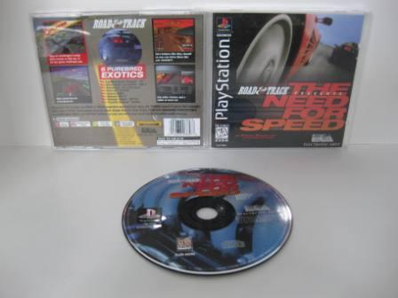 Road & Track Presents: The Need for Speed - PS1 Game