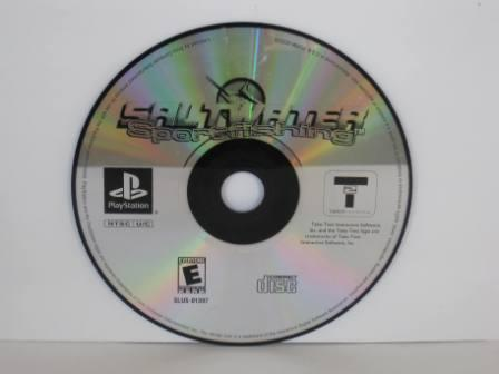 Saltwater Sport Fishing (DISC ONLY) - PS1 Game