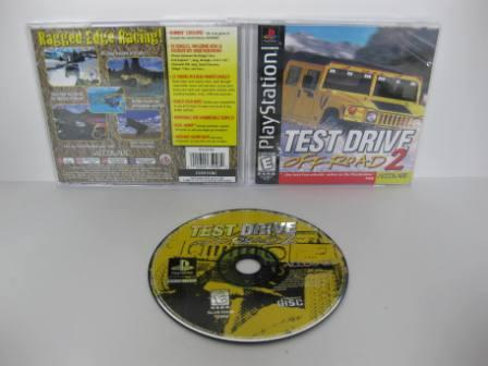 Test Drive Off-Road 2 - PS1 Game