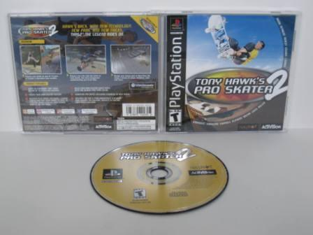 Tony Hawks Pro Skater 2 - PS1 Game
