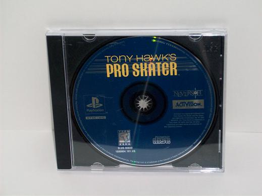 Tony Hawks Pro Skater - PS1 Game