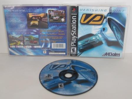 Vanishing Point - PS1 Game