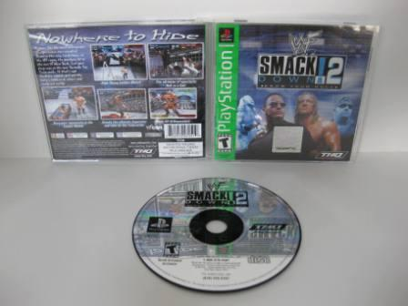 WWF Smackdown 2: Know Your Role - PS1 Game