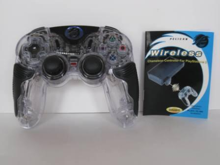 Pelican Chameleon Controller w/ Inst No Receiver - PS2 Accessory