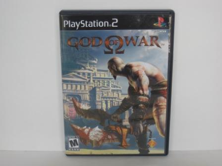 God of War (CASE ONLY) - PS2