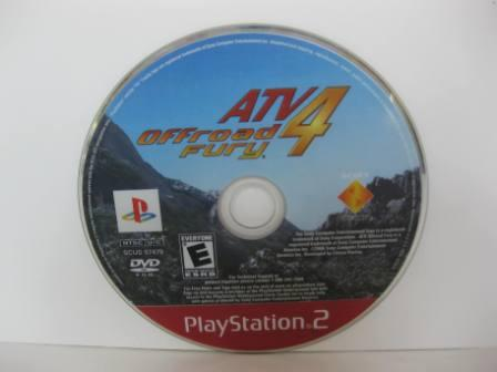 ATV Offroad Fury 4 (DISC ONLY) - PS2 Game