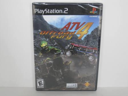 ATV Offroad Fury 4 (SEALED) - PS2 Game