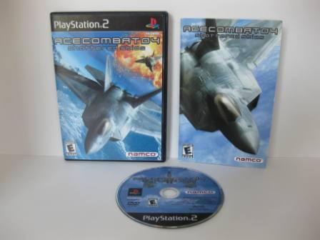 Ace Combat 04: Shattered Skies - PS2 Game