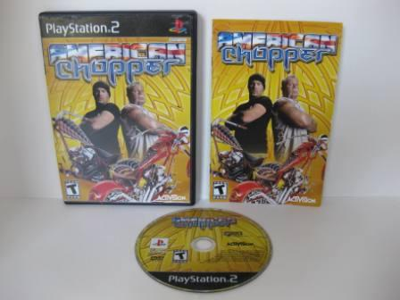 American Chopper - PS2 Game