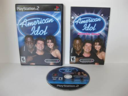 American Idol - PS2 Game