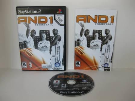 And 1 Streetball - PS2 Game
