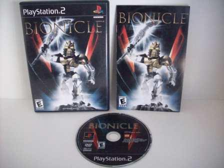Bionicle - PS2 Game
