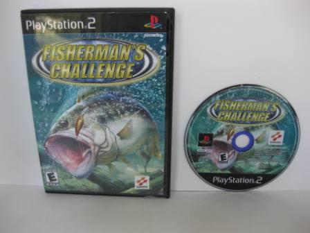 Fishermans Challenge - PS2 Game
