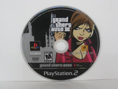 Grand Theft Auto III: The Trilogy (DISC ONLY) - PS2 Game