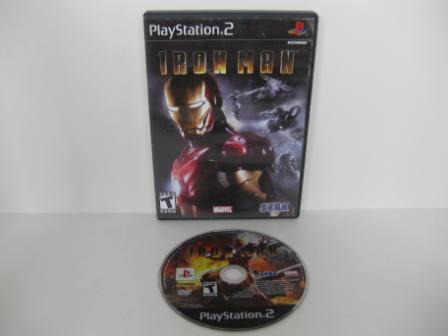 Iron Man - PS2 Game
