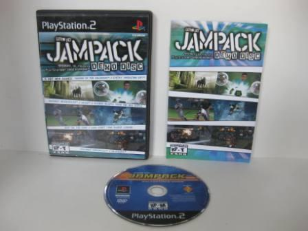 Jampack Volume 14 (RP-T) - PS2 Game