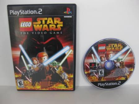 LEGO Star Wars: The Video Game - PS2 Game