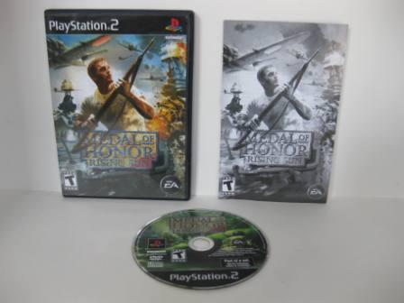 Medal of Honor: Rising Sun - PS2 Game