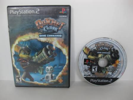 Ratchet & Clank: Going Commando - PS2 Game