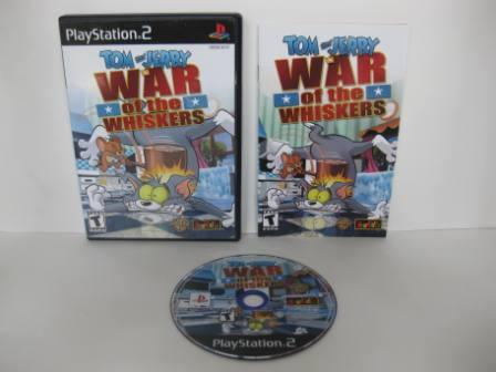 Tom & Jerry: War of the Whiskers - PS2 Game