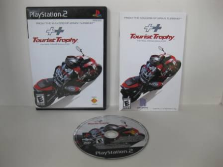 Tourist Trophy - PS2 Game