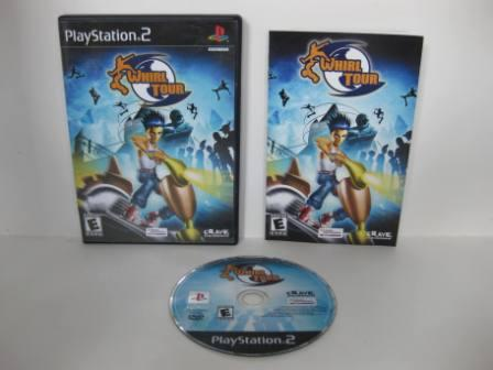 Whirl Tour - PS2 Game