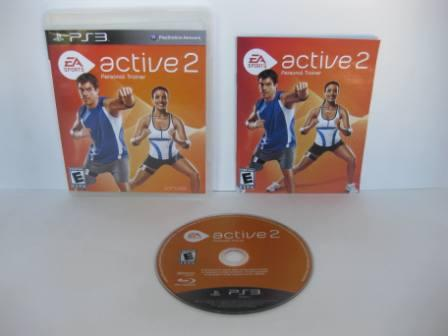 Active 2: Personal Trainer - PS3 Game