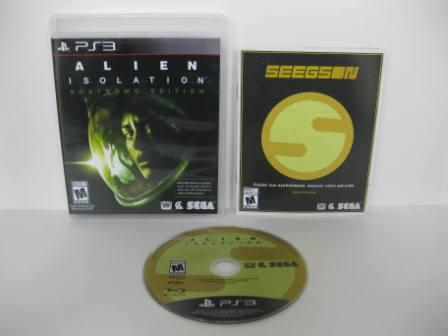 Alien Isolation: Nostromo Edition - PS3 Game