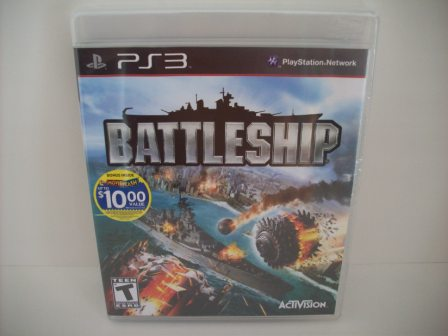 Battleship - PS3 Game
