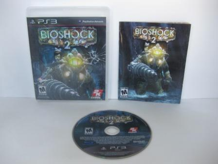 BioShock 2 - PS3 Game