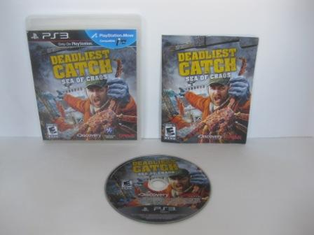 Deadliest Catch: Sea of Chaos - PS3 Game